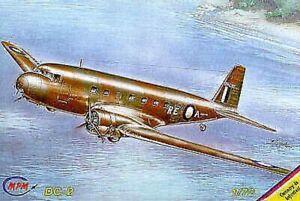 MPM 1/72 Douglas DC-2 # 72091