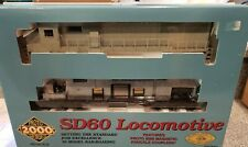 Proto2000 HO Scale UNDECORATED SD60 Powered Engine