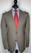 VINTAGE AQUASCUTUM REGENT ST LONDON LUXURY DESIGNER SUIT TRADITIONAL STYLE 40x36
