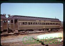 New York Central  rail slide Passenger Car # 4117