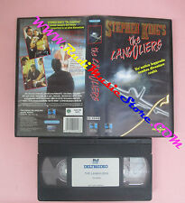 VHS film THE LANGOLIERS 1995 Stephen King DELTAVIDEO CD 02448 (F153) no dvd