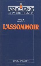 Emile Zola: L'Assommoir (Landmarks of World Literature)-ExLibrary