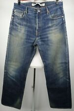 Diesel Industry Kratt Jeans Wash 792 Straight Fit Men Size 36 x 31 Made In Italy