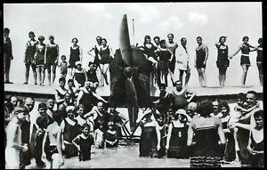 Junkers F13 in Budapest. Fotokarte ungebraucht. -4547