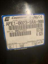 New Oem Copeland Replacement Refrigeration Cooler Compressor 14 Hp Model Afe1