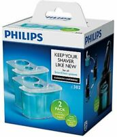 Philips Jet Clean Cleaning Cartridges SmartClean Lubricates Refreshes JC302