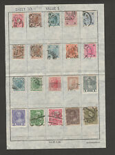 Austria Lot #C Small Collection, Older Issues