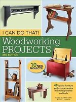 I Can Do That! Woodworking Projects, Paperback by Thiel, David (EDT); Francis...