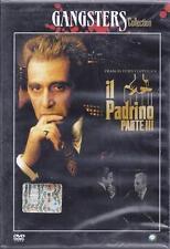 Dvd **IL PADRINO ~ PARTE III 3** di F. F. Coppola con Al Pacino nuovo 1991