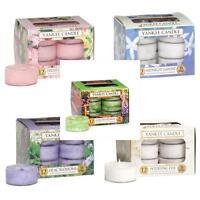 Yankee Candle FLORAL Tealights Tea Lights VARIETY