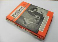 BILLBOARD MAGAZINE -JUNE 1946, FEBRUARY 1950, MAY 1950- *FAIR CONDITION*