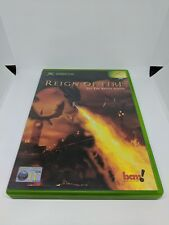 Xbox REIGN OF FIRE Let the Battle Ignite - XBOX PAL