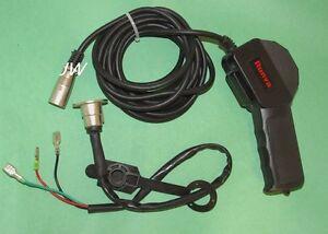 UTV Winch Remote Controller Hand Switch RUNVA HiSUN,MASSIMO SUPERMACH CUB CADET