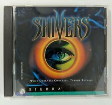 Shivers PC game Sierra Win 95 vintage 1995