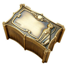 1pc Decorative Ring Box Necklace Storage Case For Gift Ring Home