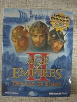 Age of Empires II : The Age of Kings Inside Moves RTS Strategy Guide Book TPB