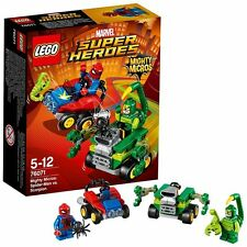 LEGO Super Heroes 76071 Spider-Man VS Scorpion Marvel Mighty Micros Serie 2