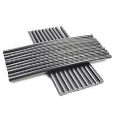 10x Black Hot Melt Glue Sticks 270 x 11mm Adhesive Craft Heating Glue Gun D6E6
