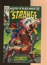 Doctor Strange 182 FN 5.5 * 1 * Nightmare! Juggernaut! Roy Thomas & Gene Colan!