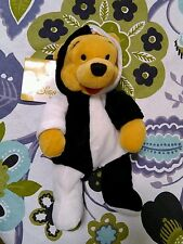DISNEY STORE EXCLUSIVE WINNIE THE POOH ZODIAC HOROSCOPE GEMINI BEAN BAG PLUSH 8""