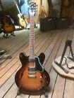 Gibson 2012 ES-335 Dot Tri-Burst VS - Halbresonanz Gitarre