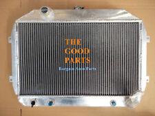 For 1970-1975 Nissan Datsun 240Z/260Z AT/MT 71 72 73 74 3 ROW Aluminum Radiator