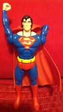 1995 DC Comics Full Assault Superman Plastic Cape Variant