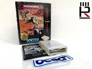 Psygnosis SHADOW OF THE BEAST - COMMODORE C64 Cartridge Game. Complete Boxed VGC