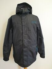 L394 MENS DARE 2B ARED 5000 GREY HOODED SKIING SNOWBOARDING JACKET UK L EU 52