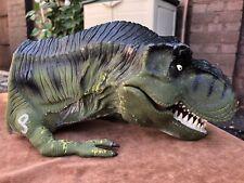 Vintage Kenner 1990s Jurassic Park T-Rex Hand Puppet