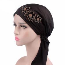 New Women Hijab Cap Hijab Stretch Chemo Under Scarf Head Wrap Hat Hijab Arab