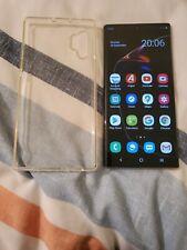 Samsung Galaxy Note 10 plus 5g - 256GB - Aura Glow (Unlocked) (Single SIM)