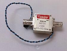 Teledyne Cougar 10Mhz -700Mhz RF Microwave  Amplifier 75 ohm