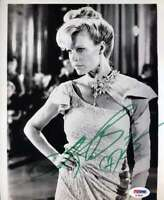 Kim Basinger Psa Dna Coa Hand Signed 8x10 James Bond Photo Autograph