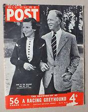 ANCIEN MAGAZINE - PICTURE POST - N° 12 VOL. 47 - 17 JUIN 1950 *