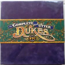 The Complete & Utter Dukes (of Stratosphear) by XTC (Box Set, 2010, Ape) NEW!!!!