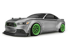HPI H115126 Rs4 Sport 3 RTR Ford Mustang 2015 Spec 5 115126