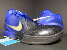 check out bfe4f 872bb 09 NIKE ZOOM KOBE IV 4 LA LAKERS AWAY GRADIENT BLACK GOLD CONCORD 344335-073