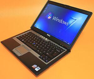 Dell Windows 7 Laptop Core 2 Duo 1.8Ghz 2GB 2.0GB DVD Win WIFI + Office