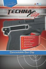 Techna Clip Beretta Nano Right Side Concealed Carry Pocket Belt Clip Technaclip