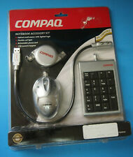 COMPAQ Numeric Keypad with USB  MOUSE & LIGHT (New Sealed)