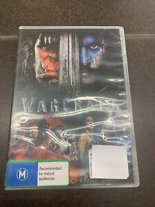 WARCRAFT NEW DVD
