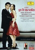 Anna Netrebko Rolando Villazon Wiener Philharmoniker Carlo Rizzi - Ver Nuovo DVD