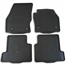 Genuine Ford Kuga MK2 Front and Rear Black Rubber Floor Mats 09/2016- 1928463