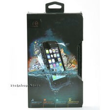 LifeProof Fre Waterproof Case for iPhone 5 5s SE Black