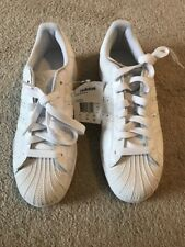 Adidas Superstar II 2 Men's Athletic Sneakers White Size 11