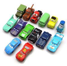New 14pcs/lot 5cm cars mixed Action Figure Pvc Mini dolls toys kids gifts