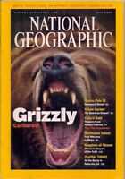 national geographic-JULY 2001-GRIZZLIES.