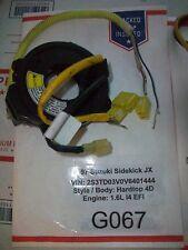 ✔GPU  1997 Suzuki Sidekick JX Steering Wheel Clock Spring OEM # G067**