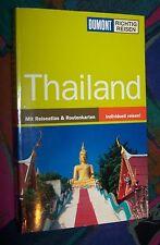 THAILAND mit Reiseatlas - Bangkok Phuket Ayutthaya ... # DuMont Richtig Reisen